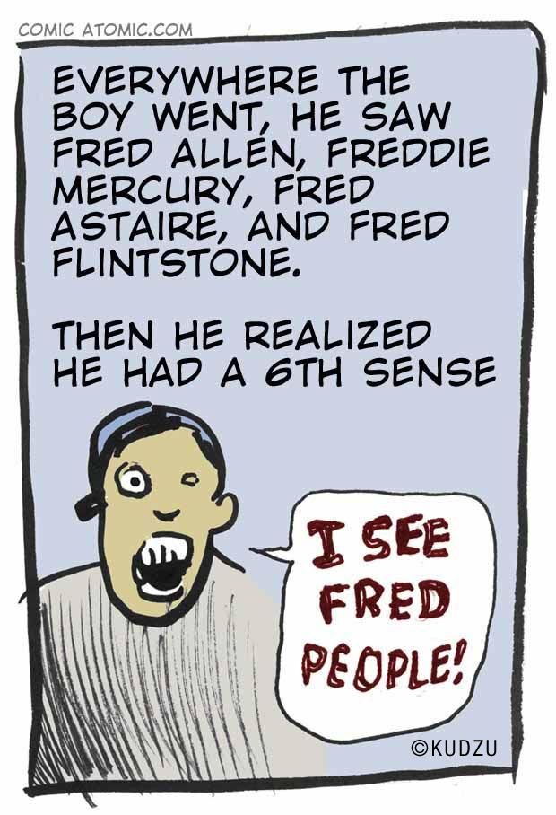 I see fred People